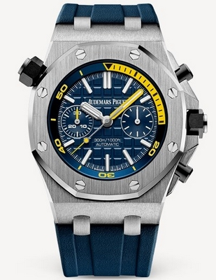 Audemars Piguet Royal Oak Offshore Diver Chronograph 42mm 26703ST.OO.A027CA.01