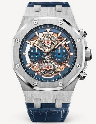 Audemars Piguet Royal Oak Tourbillon Chronograph 44mm 26347PT.OO.D315CR.01