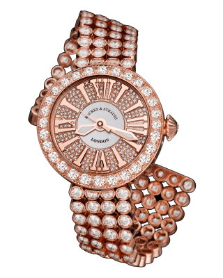 Backes and Strauss Piccadilly Princess 38mm RE.3238 PRINCESS DEXT