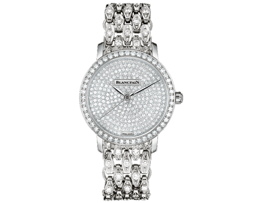 Blancpain Woman 29.2mm 6102-1963-96A