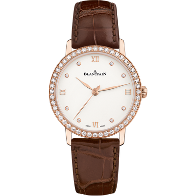 Blancpain Woman 29.2mm 6104-2987-55A