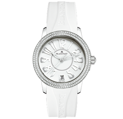 Blancpain Woman 34mm 3300-4527-64B