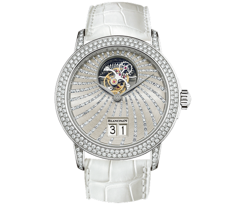 Blancpain Woman 38mm 2825-4963-55B
