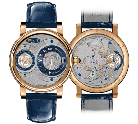 Bovet Recital 15 42mm R150007