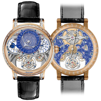 Bovet Recital 20 Asterium 46mm R20N001-SB123