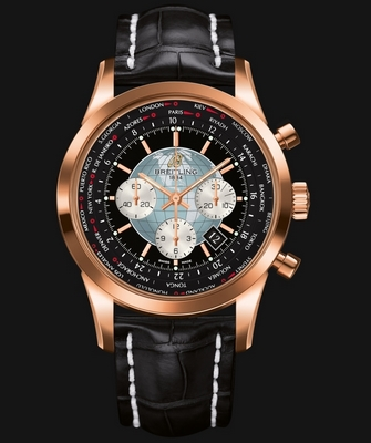 Breitling Transocean Chronograph Unitime 46mm