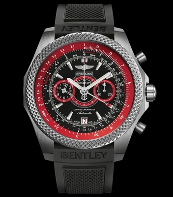 Breitling for Bentley Supersports Light Body 49mm