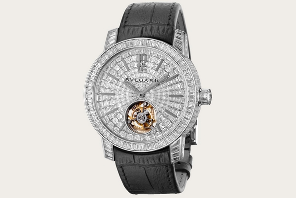 Bulgari Bulgari Tourbillon 102255