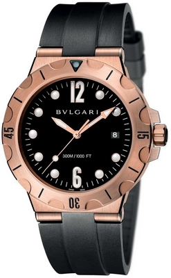 Bulgari Diagono Scuba 41mm 102326