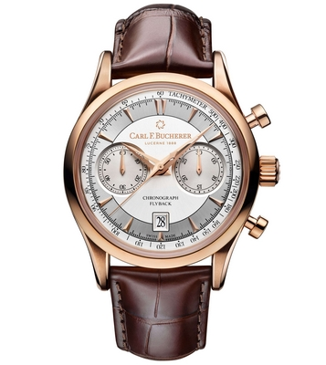 Carl F. Bucherer Manero Flyback 43mm 00.10919.03.13.01