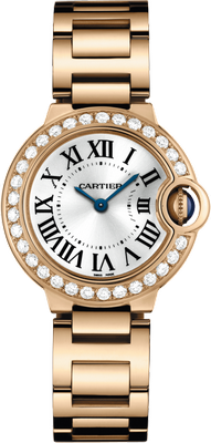 Cartier Ballon Bleu de Cartier 28mm Q WE9002Z3
