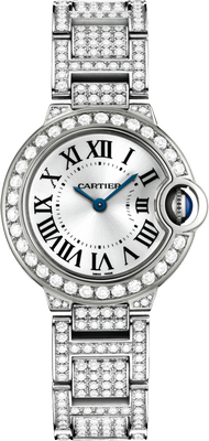 Cartier Ballon Bleu de Cartier 28mm Q WE9003ZA