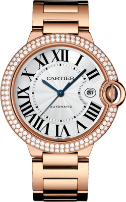 Cartier Ballon Bleu de Cartier 42mm WE9008Z3