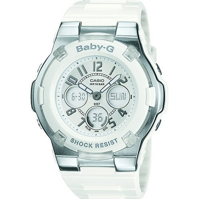 Casio Baby-G 39.8mm Q BGA-110-7BER
