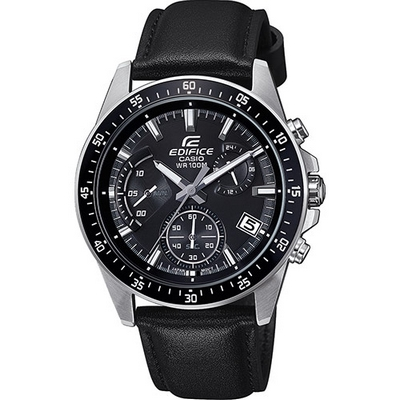 Casio Edifice 43.8mm Q EFV-540L-1AVUEF