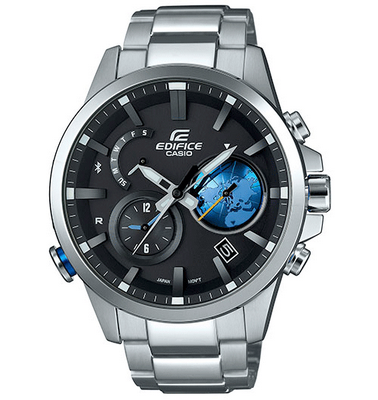 Casio Edifice 47.3mm Q EQB600D-1A2