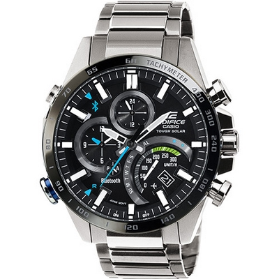 Casio Edifice 48.1mm Q EQB-501XDB-1AER
