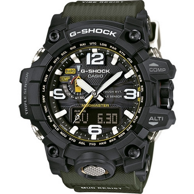 Casio G-Shock 56.1mm Q GWG-1000-1A3ER