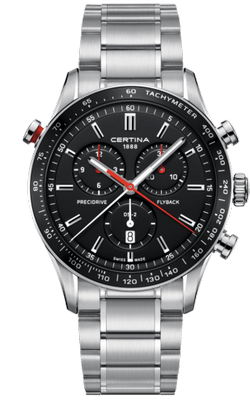Certina DS-2 Chronograph Flyback 43mm Q C024.618.11.051.01
