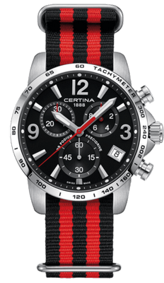 Certina DS Podium Chrongraph 1-100 Second 41mm Q C034.417.18.057.00