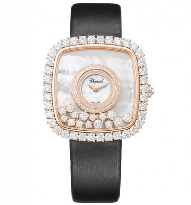 Chopard Happy Diamonds 37.85mm Q 204368-5001