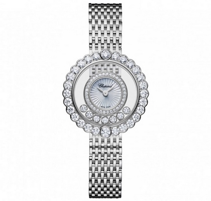 Chopard Happy Diamonds Icon 30.3mm Q 204180-1201