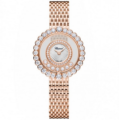 Chopard Happy Diamonds Icon 30.3mm Q 204180-5201
