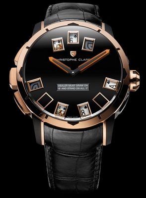 Christophe Claret Blackjack 45mm MTR.BLJ08.130-151