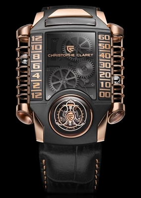 Christophe Claret X-TREM-1 40.8mm MTR.FLY11.150-158