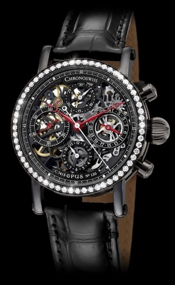 Chronoswiss Chronograph Skeleton 38mm CH-7525SD