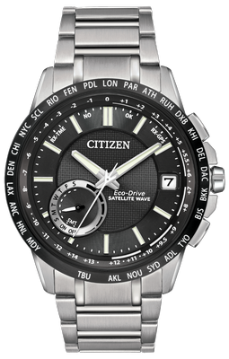 Citizen Satellite Wave - World Time GPS 44mm CC3005-85E