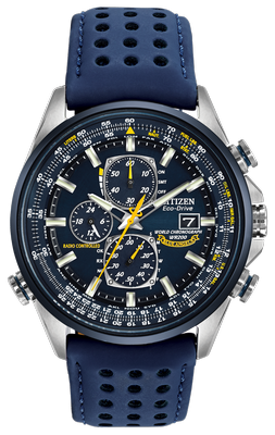Citizen World Chronograph A-T 43mm AT8020-03L
