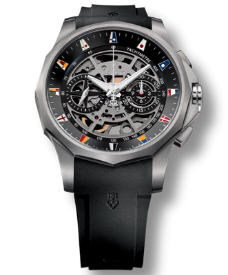 Corum Admiral Legend Chronograph Squelette 47mm A404 02901