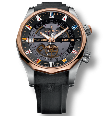 Corum Admiral Legend Worldtimer 47mm A637 02743
