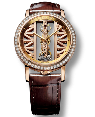 Corum Golden Bridge 43mm B113 03058