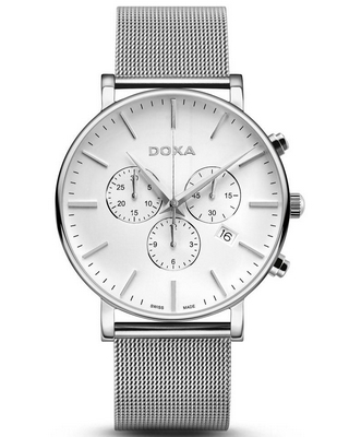 DOXA D-Light 41mm Q 172.10.011.10