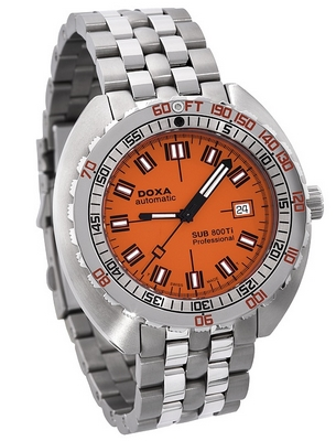 DOXA SUB 800Ti Professional 44.7mm