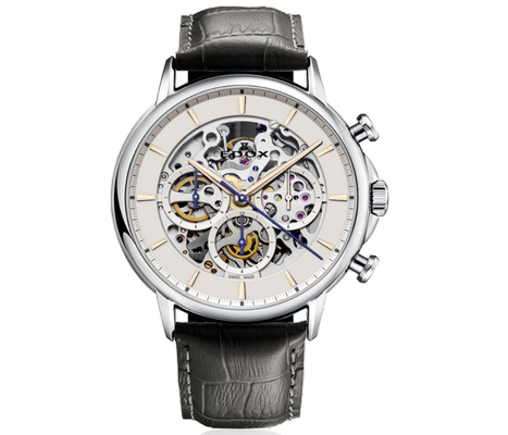 Edox Les Bemonts C.R.-F. 44mm 95005-3-AIR