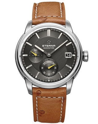 Eterna Adventic GMT 42mm 7661.41.56.1352