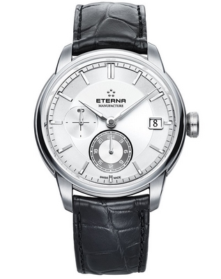 Eterna Adventic GMT 42mm 7661.41.66.1324