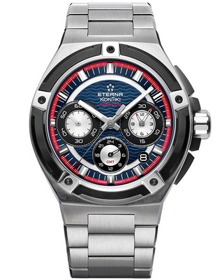 Eterna Royal Kontiki Chronograph 45mm 7760.42.80.0280