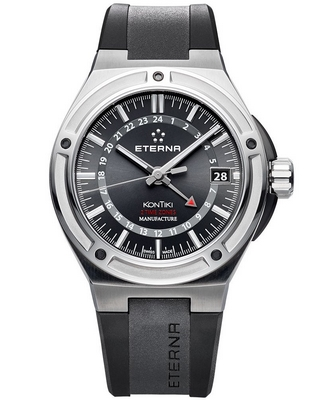 Eterna Royal Kontiki GMT 42mm 7740.40.41.1289