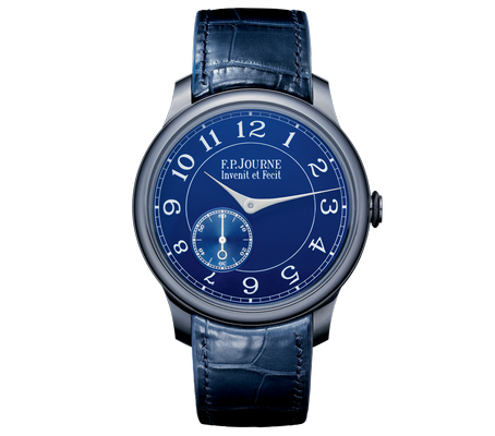 F. P. Journe Chronometre Bleu 39mm 1304