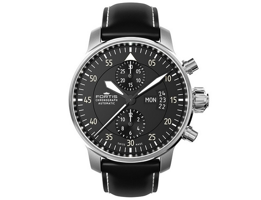 Fortis Cockpit One Chronograph 43mm 705.21.18