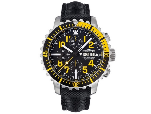 Fortis Marinemaster Chronograph 42mm 671.24.14