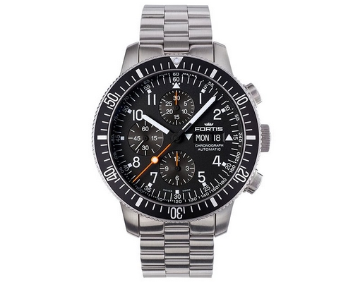 Fortis Official Cosmonauts Chronograph 42mm 638.10.11