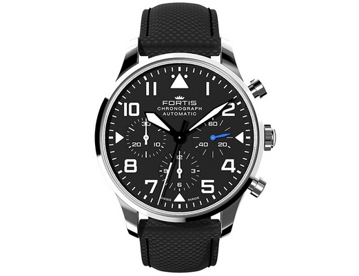 Fortis Pilot Classic Chronograph 41mm 901.20.41