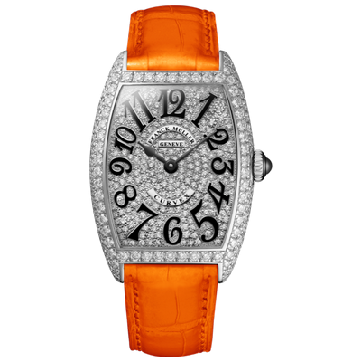 Franck Muller Cintree Curvex Ladies 1752 QZ D CD