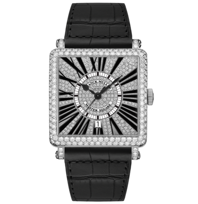 Franck Muller Master Square Ladies 6000 H SC DT R D CD