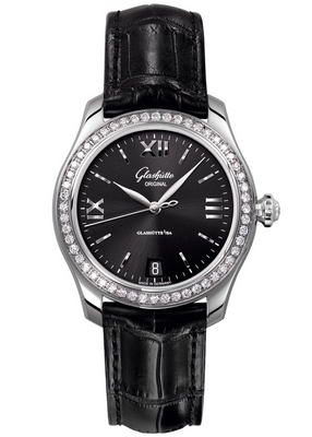 Glashuette Original Lady Serenade 36mm 1-39-22-20-22-04